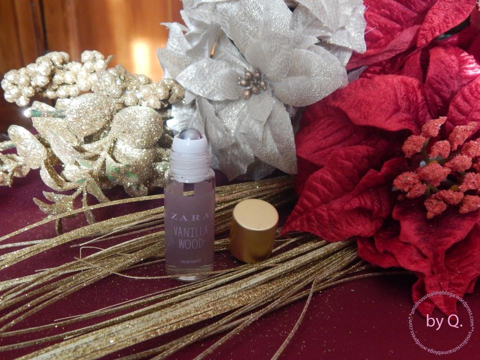 zara vanilla wood parfem